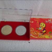 杭州定制银币纪念币纪念册钱币册