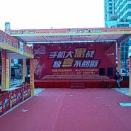 深圳展会布置施工展位搭建展览展示图片