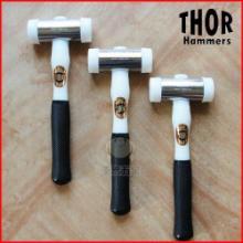 英国THOREX雷神牌白胶锤尼龙锤铜皮锤生皮锤黑胶锤不反弹胶锤铜锤胶