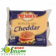 总统牌三明治专用奶酪片200克图片