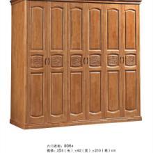 供应福建橡木衣柜实木衣柜橡木家具