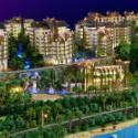 福州建筑景观模型建筑景观模型设图片
