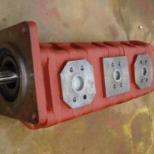 三联齿轮油泵行情优质双联齿轮油泵青州装载机齿轮油泵厂家批发
