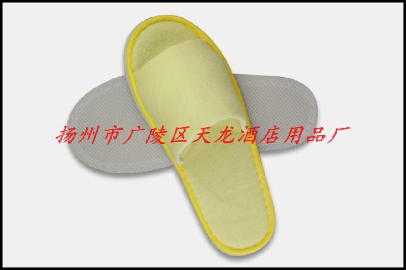 毛巾布拖鞋图片|毛巾布拖鞋样板图|毛巾布拖鞋-扬州