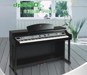 广州金音琴行最低供应美得理数码钢琴DP690