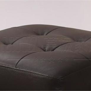 PU皮包邮换鞋凳储物凳实木沙发凳图片