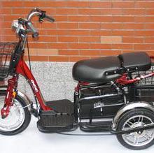 供应代步车11,奥美赛S-3老人电动三轮车老年人双人乘坐