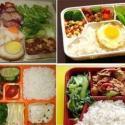 订做一次性批发塑料餐盒图片
