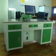 PVC不干胶贴标CCD自动定位冲孔机图片