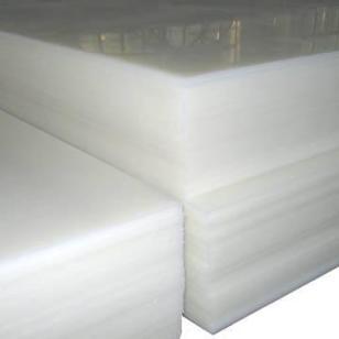 白色UPE材料图片