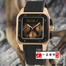 供应卡地亚法国顶级手表瑞士机芯机械男表