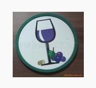 供应杯垫西安广告杯垫厂家定做汉中丝绸杯垫厂家批发