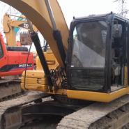 卡特320D二手挖掘机挖机钩机图片