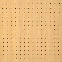 供应广东8MM孔木吸音板河南防火内墙吸音板 木质板 环保装饰材料
