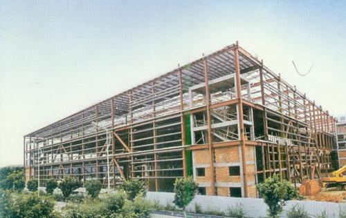徐州华海钢结构(网架工程)有限公司