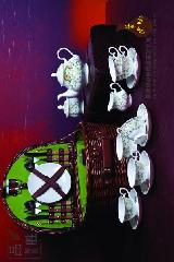 供应定制陶瓷大花瓶