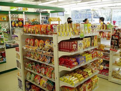 惠州超市货架