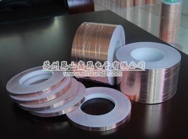 供应单导铜箔胶带黄山铝箔麦拉胶带上海胶带厂