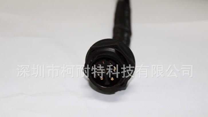 供应LED航空插头插座防水电源信号