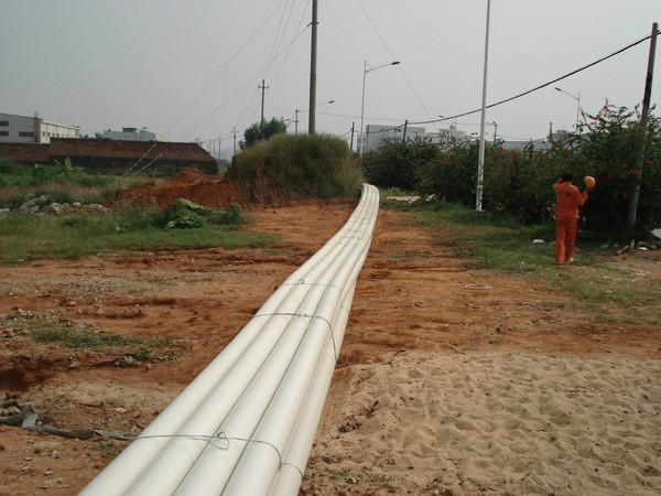 承接湛非开挖通信/智能交通/公安监控/顶管工程/非开挖通信管道顶管施工