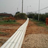 非开挖通信管道顶管施工