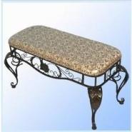 铁艺家具椅子图片