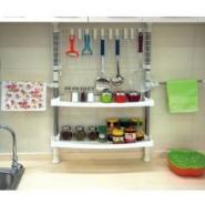 厨房置物架调味架图片