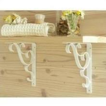 供应墙上小家具 搁板 壁挂 托架 饰品架式搁板 时尚置物架