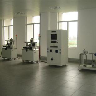 电梯门锁机械静态拉力测试台图片