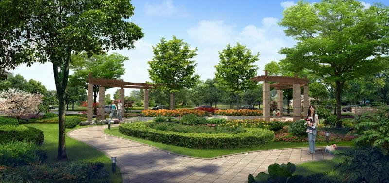 潍坊景观设计