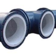 工业防腐涂塑钢管图片
