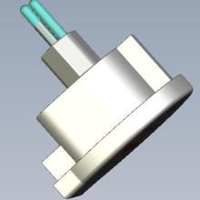 供应巴西标准插头转五国插座旅游转换器