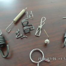 供应五金弹簧塑胶弹簧