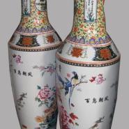 景德镇顶级手工打造商务礼品大花瓶图片