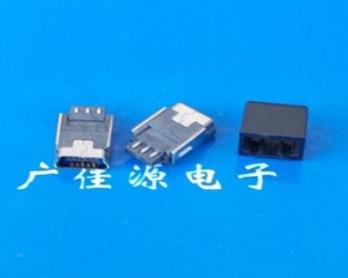 供应USB焊线Mini USB 5P焊线Mini USB 5P焊线带