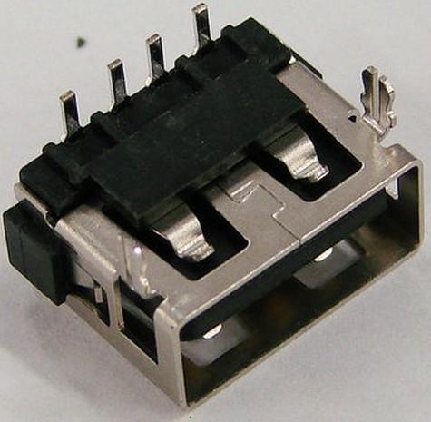 供应USB母座