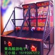 青岛篮球机出租图片