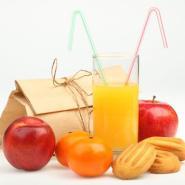 批发零售果汁机橙汁芒果汁原料图片