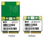 网亨IE900C电信EVDO模块3G模块PCIE图片