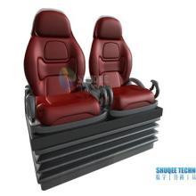 2人组座椅、4D座椅、动感特效