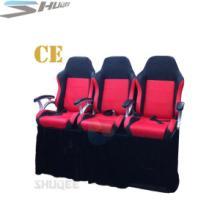 4D动感特效座椅、3人一组、性价比高
