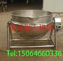 罐头食品蒸煮设备夹层蒸煮锅