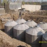 供应砖砌化粪池工作原理