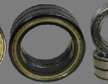 供应双列单锁圈满装圆柱滚子轴承