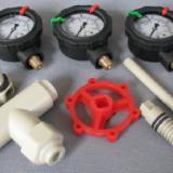 供应过滤机压力表及排气阀