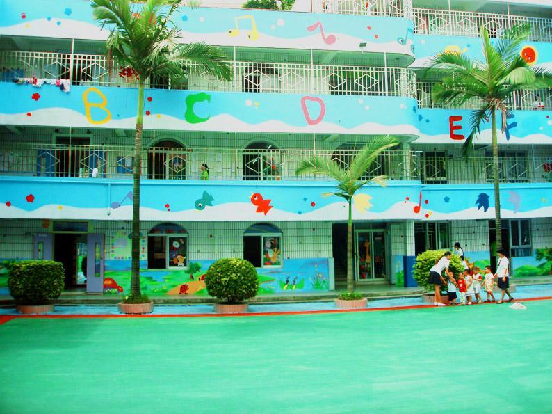 幼儿园外墙装饰_外墙装饰_外墙装饰供货商_供应幼儿园外墙装饰设计喷画_外墙 ...