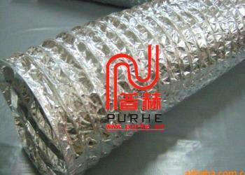 玻纤布阻燃风管图片