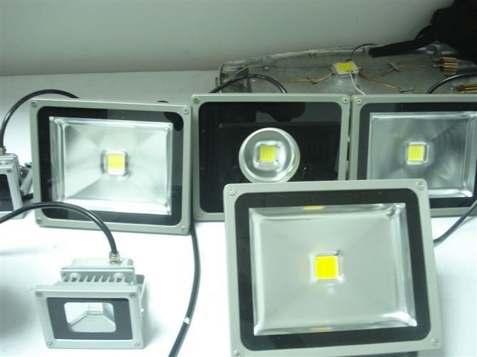 供应40W大功率LED泛光灯百科