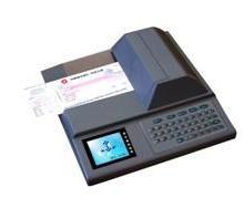 供应支票打印机准星TX-590支票打印机