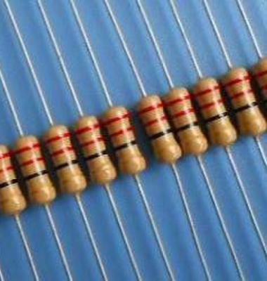 碳膜电阻图片/碳膜电阻样板图 (3)